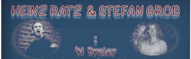 """HEINZ RATZ & STEFAN GROB – """"Dreier 1995"""""""